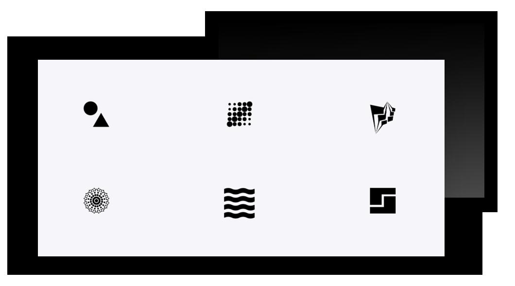 Pixi Europe Digital Agency - design element for graphic design services